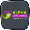 alpha spring cleaning